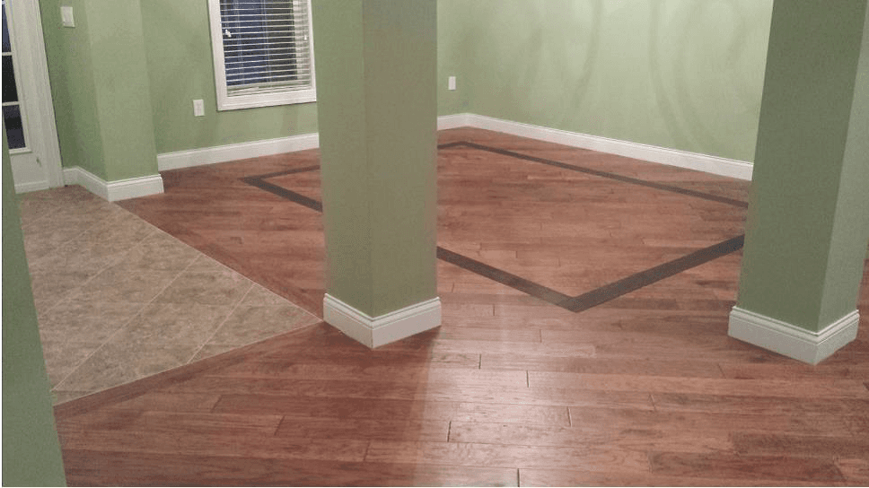 Home with our vinyl floors in Fairfield, OH