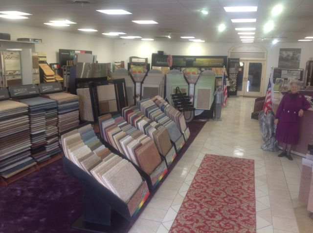 Our selection of carpeting materials for the Fairfield, OH, area