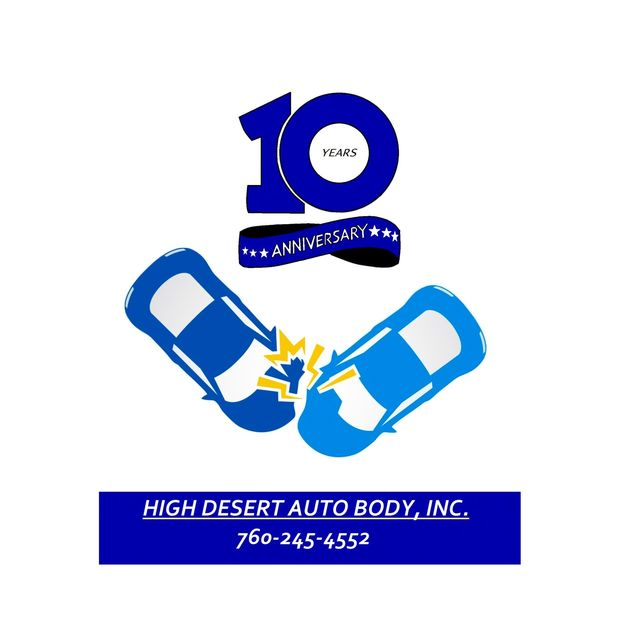 Welcome To High Desert Auto Body