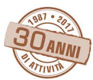 30 anni di attività banner