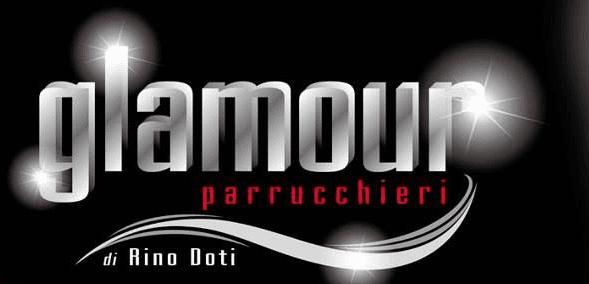 GLAMOUR PARRUCCHIERE PER DONNA E UOMO - LOGO