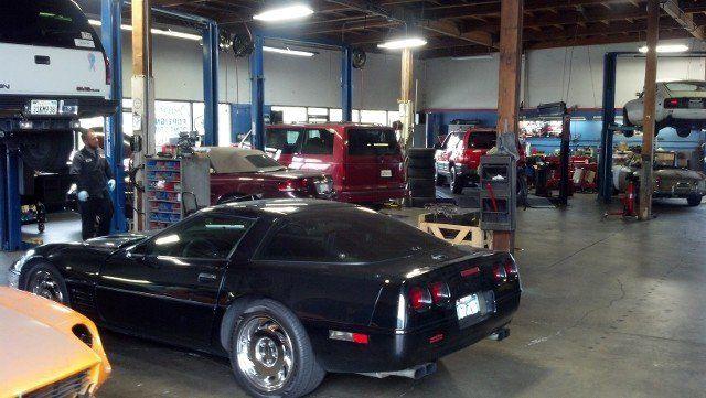 Auto Repair Shop - Fremont, CA - Dando's Automotive