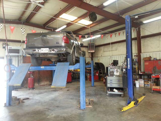 Roadside assistance garage in Dalton, GA