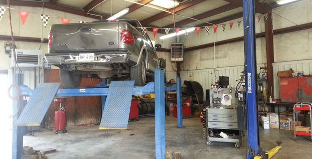 Trackside auto repair in Dalton, GA