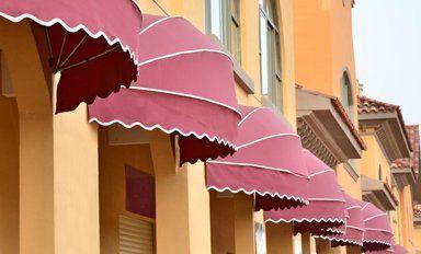 Shopfront awnings