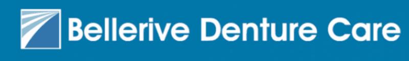bellerive denture care business logo