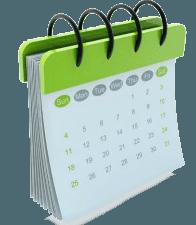 Date & Paint - Kyoto Paint Schedule