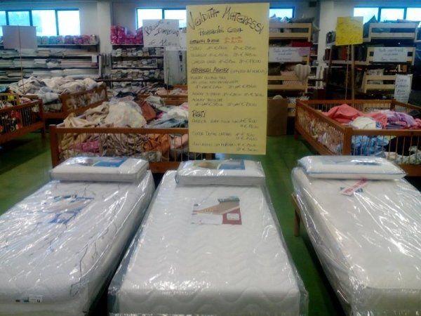 vendita materassi