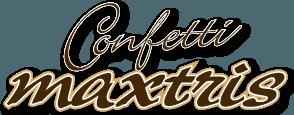 logo Confetti Maxtrix