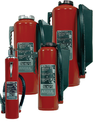 Fire Extinguisher Service | Kansas | Air & Fire Systems