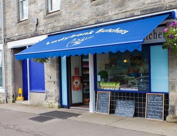 Our butchery in Ladybank
