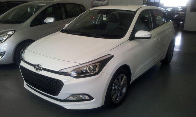 Hyundai CRDI bianca