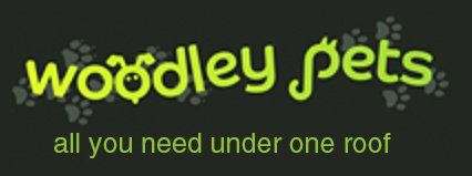 Woodley Pets logo