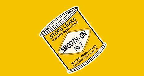 Logo Smooth-On per prodotti impermeabilizzanti nella Sicilia orientale