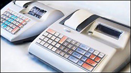 due registratori di cassa