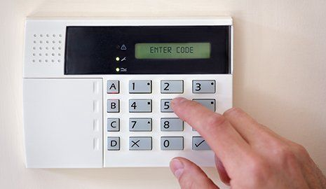 A security key code