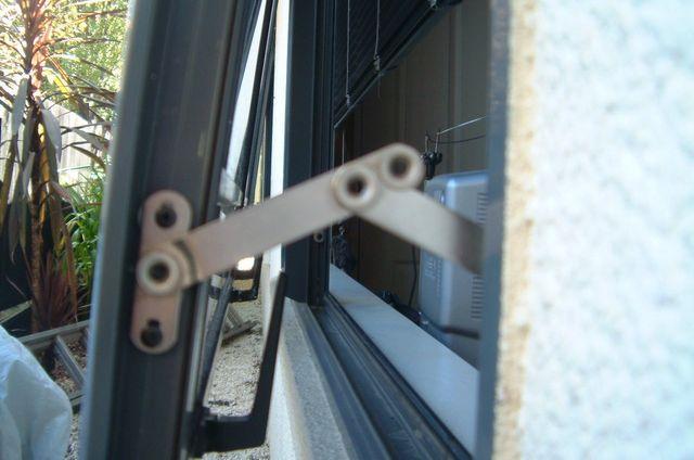 our aluminium joinery on windows in Tauranga