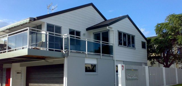 quality window and door frames in Tauranga and surrounds