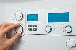 boiler temperature adjustment