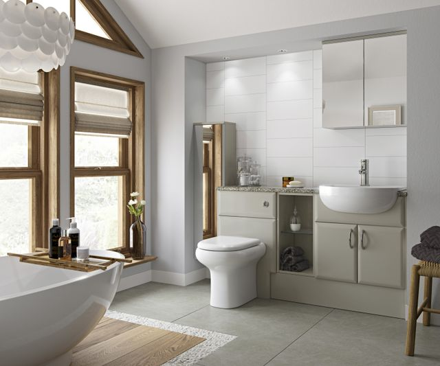 Bathroom fitting specialists in birmingham for Bathroom specialists