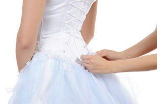 Dresses - Liverpool, UK - Janey G's Clothing Alterations - Wedding Dress