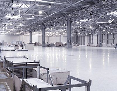 Industrial Epoxy Toppings Commercial Flooring Contractor