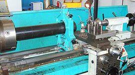 operazioni di fresatura, rifilatura cilindri, rifilatura parti metalliche