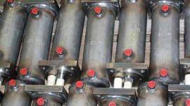 produzione costruzione prodotti oleodinamici, vendita pistoni per industria pesante