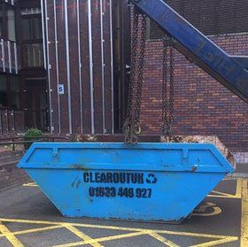 Waste removal from homes