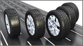 pneumatici d'auto