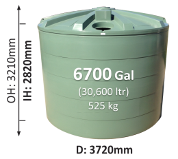 30600-Litre-Round-Poly-Rainwater-Tank-QLD