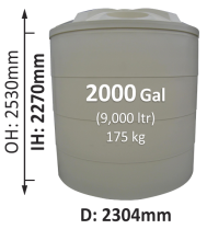 9000-Litre-Round-Poly-Water-Tank-QLD