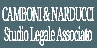 STUDIO LEGALE ASSOCIATO CAMBONI E NARDUCCI