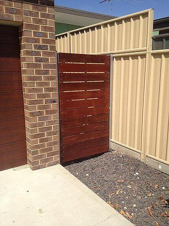 Colorbond fencing for Albury Wodonga