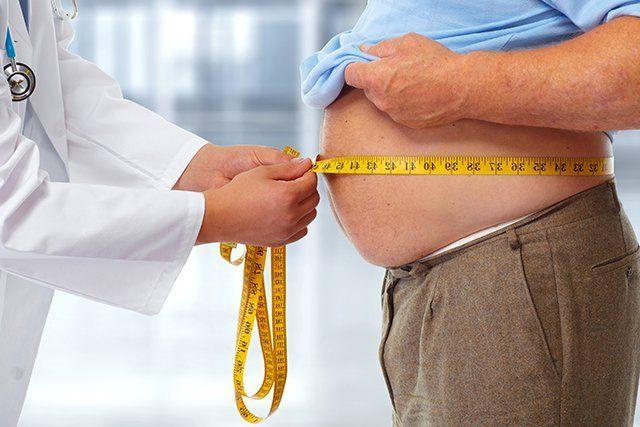 Misurando la cintura