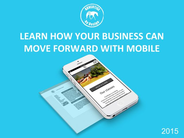 Learn how your business can move forward with mobile