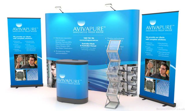 Exhibition Display Stands : Exhibition display stands across the uk