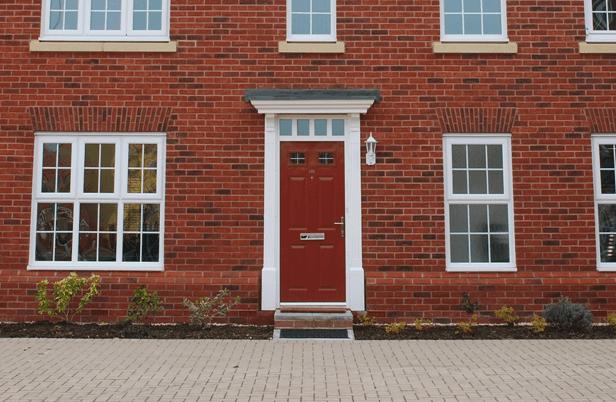 Attractive Front Doors In County Down