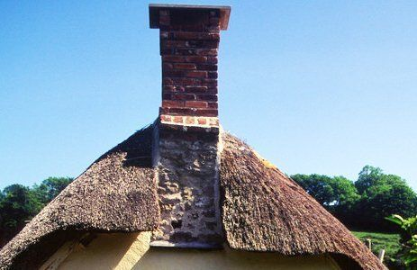 Fire safety of your thatched roof