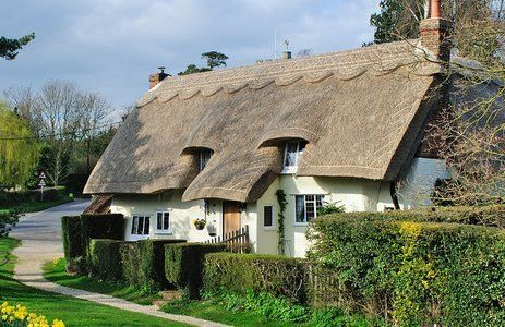 thatching works
