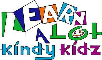Learn A Lot Kindy Kidz logo