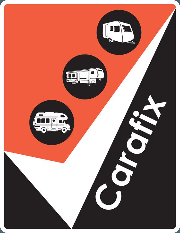 Carafix caravan repairs logo