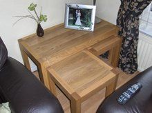 Wooden staircases - Chorley, Lancashire - JNT Joinery - Table