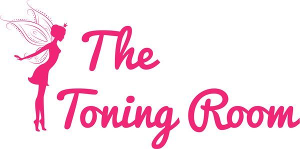 The toning room logo