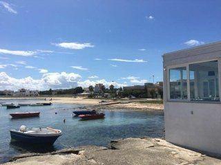 esterno del ristorante su spiaggia