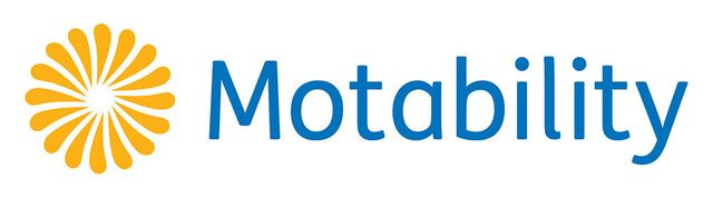 Logo for Motability services