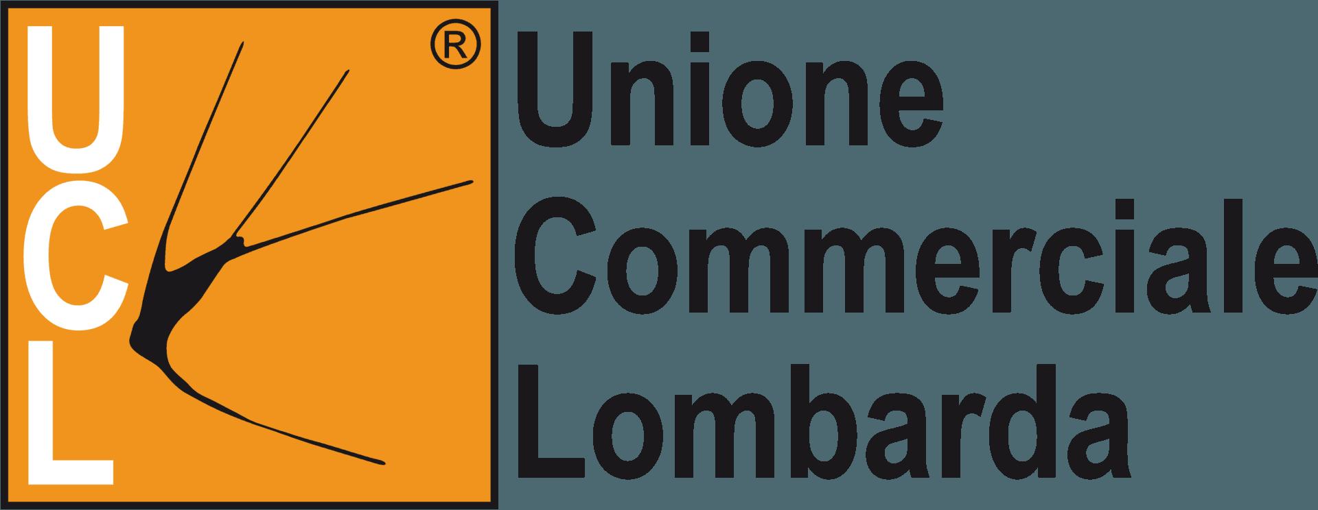 unione commerciale lombarda - logo