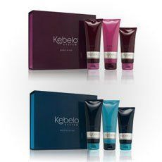 selection of kebelo products