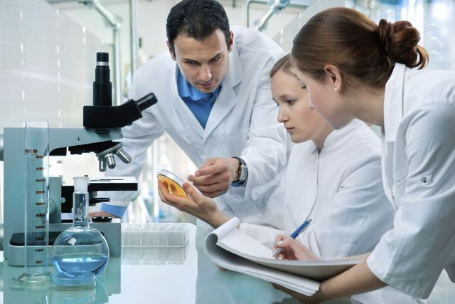 Laboratory testing in Anchorage, AK