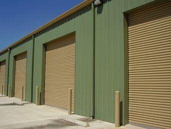 Commercial Garage Doors Jackson Ms Corkern Door